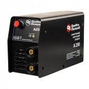 Аппарат сварочный инверторный QUATTRO ELEMENTI  A 250 (250 А, ПВ 60%, до 5.0 мм, 5.5 кг, 160-240 В)